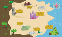 Mapa del Reino